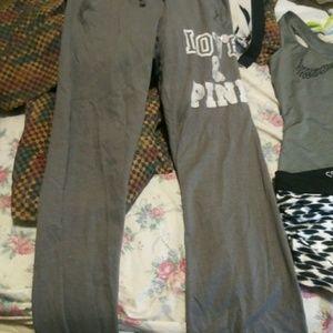 PINK Victoria's Secret Pants - Pink Victoria Secret brand new